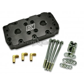 KI Billet Head With Girdle Kit - Kawasaki SXR