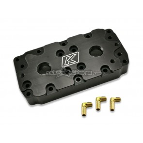Kommander Industries - Kawsasaki Billet Cylinder Head - without Girdle Kit