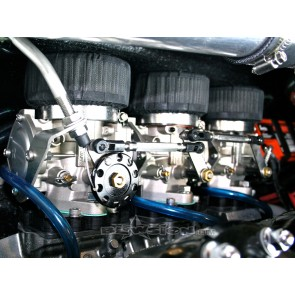 KI Side Draft Intake Manifold - Kawasaki Triple