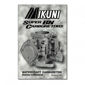 Mikuni Super BN Carb Tuning Manual