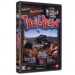 Nitro Circus 5: Thrillbillies DVD