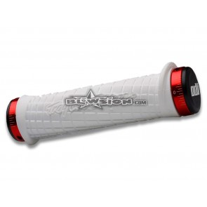 ODI TLD Grips White (130mm)