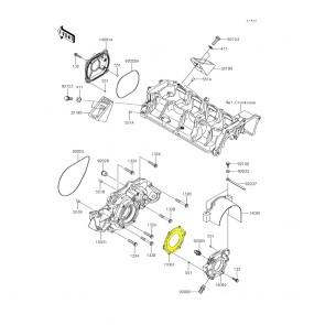 Output Cover Gasket - Kawasaki SXR 1500