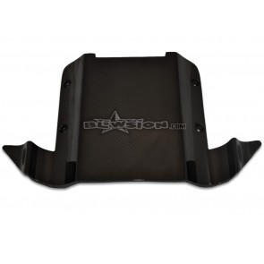 Rickter Edge Carbon Bat Ride Plate