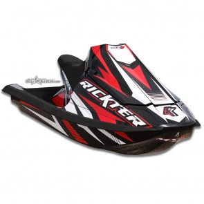 RICKTER MX1 HULL RED