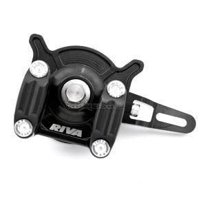 RIVA Pro-Lite Steering System - Black