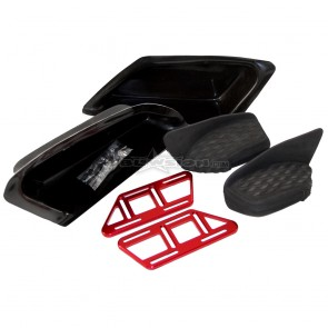 RRP Adjustable Footwell Binding System