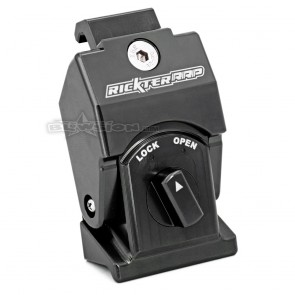 RRP Adjustable Hood Latch Assembly - Anodized Black