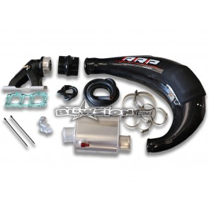 RRP Carbon Fiber Exhaust Kit
