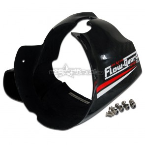 RRP Rickter Flow Guard - Carbon Fiber