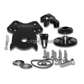 RRP Steering System Standard - Anodized Black