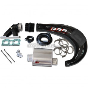 RRP TeXtreme Carbon Fiber Exhaust Kit