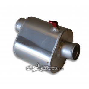 RRP Exhaust Waterbox for RRP Carbon Exhaust System.