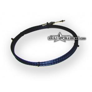 Skat-Trak Trim Cable Long - (Yamaha Pulley System)