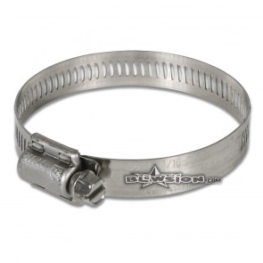 Stainless Steel Hose Clamp 2.5""