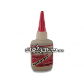 Super Glue - Rubber Toughened - Clear - 1oz