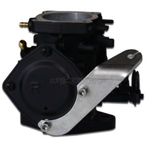 Throttle Cable Bracket - Diaphragm Mount