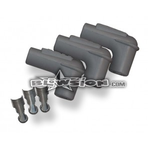 MSD Plug Boot Kit - Triple