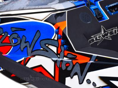 Blowsion Custom Paint - Rickter Edge