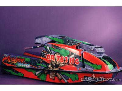 Blowsion Kawi 550 paint - 1994