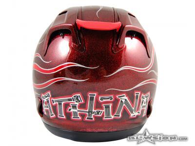 Blowsion Custom Paint - Auto Racing Helmets