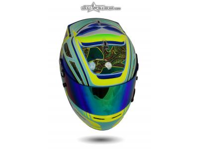Blowsion Custom Paint - ARAI GP 6 Racing Helmet