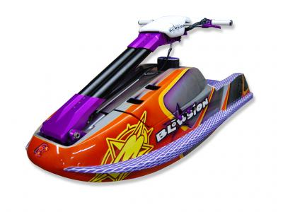 Blowsion Purple Rickter
