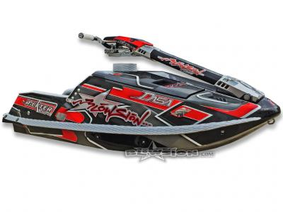 Blowsion Custom Paint - Rickter EVO - Carbon Edition