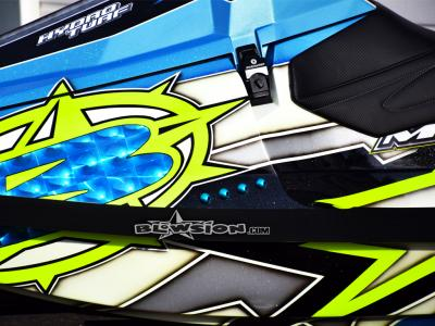 Blowsion Custom Paint - Rickter MX1