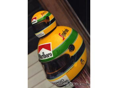 Blowsion Senna Replica Charity Tribute - 2003