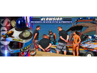 Blowsion To Serve & Protect - Blowsion Digital Media