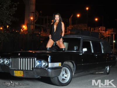 Tiffany and the Blowsion Hearse