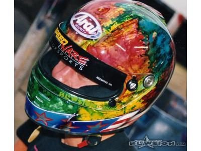 Blowsion Grateful Dead theme ARAI GP circa 2002