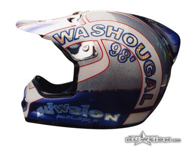 Blowsion Washougal Motocross Nationals 1998 Tribute Helmet