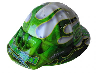 Blowsion Custom Paint - Sports Helmets