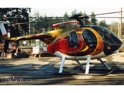 Blowsion Custom Painted Helicopter- 1999