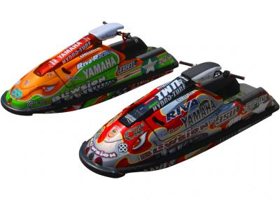 Joe Kenney's Yamaha Bomber Superjets