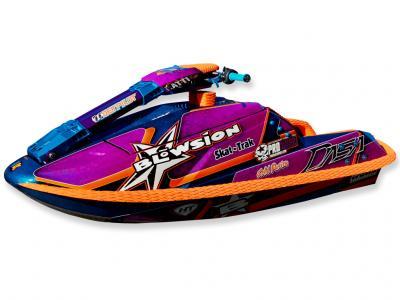 Blowsion Rickter XFS Carbon Ninja Competition - Michael Ratti Pro Freestyle