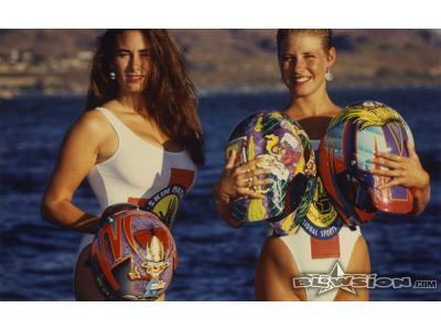 Blowsion Body Glove Models - 1997