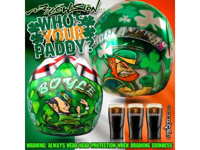 Happy St. Patrick's Day 2016 - Blowsion Digital Media