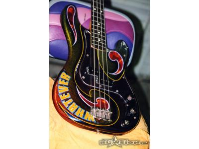 Blowsion Custom Guitar Paint - 2001