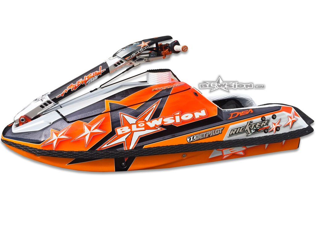 2016 Blowsion Rickter XFR