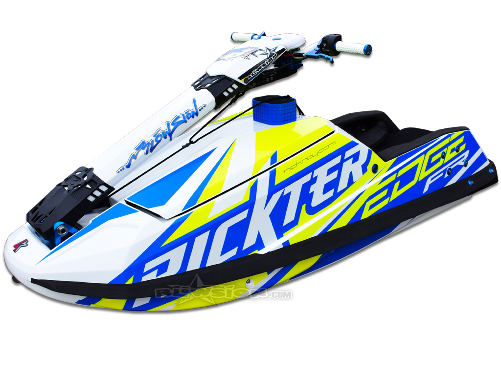Blowsion Rickter Edge Freeride Edition for Sale