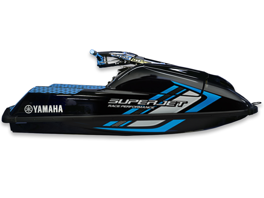 2014 Yamaha SuperJet Freeride Edition