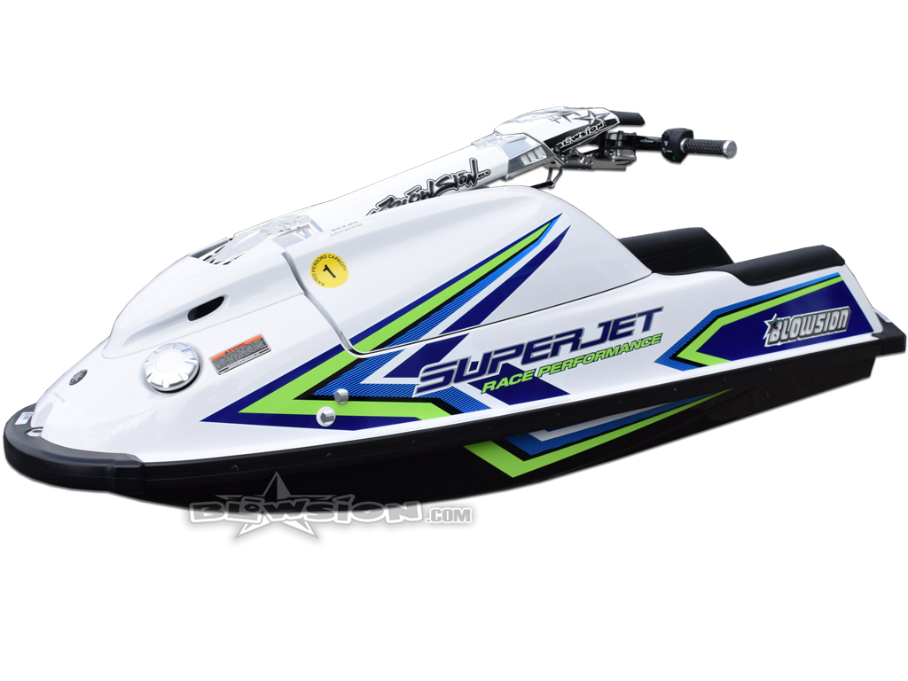 Blowsion 2018 Yamaha Superjet for Sale