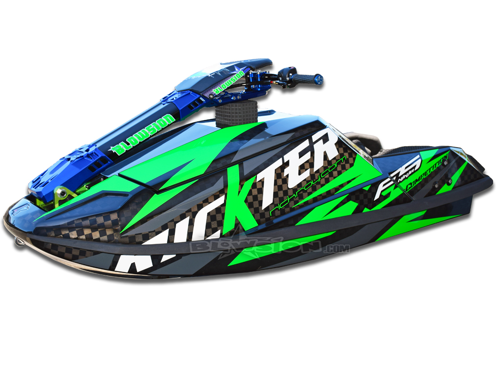 Blowsion Rickter XFS Competition TeXtreme Neon 1200cc