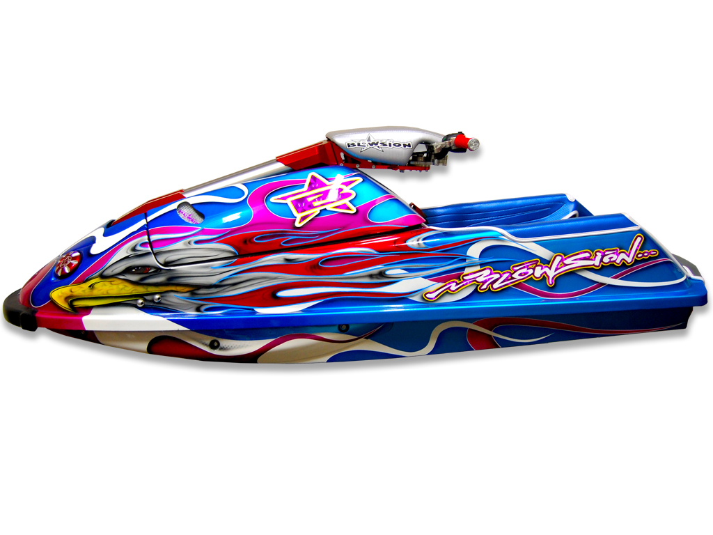 Blowsion Screaming Eagle Yamaha Superjet For Sale