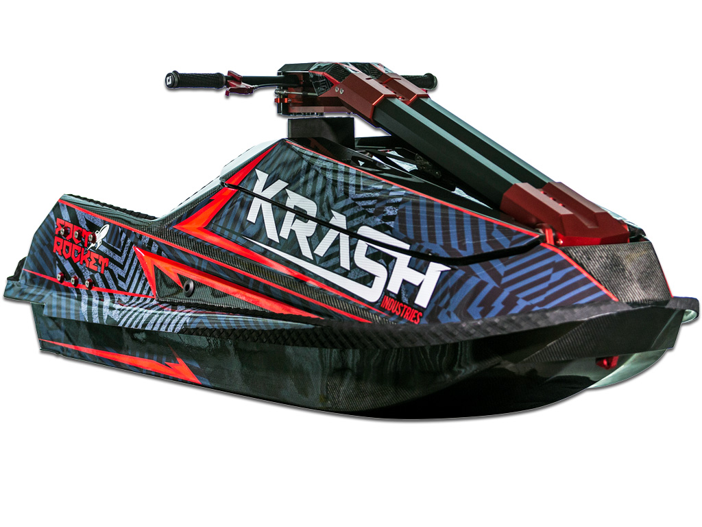Krash Industries Footrocket PRO for Sale